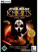 Cover zu Star Wars: Knights of the Old Republic 2 - The Sith Lords