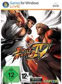 Cover zu Street Fighter 4