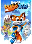 Cover zu Super Lucky's Tale