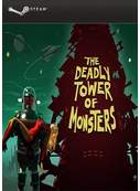 Cover zu The Deadly Tower of Monsters