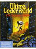 Cover zu Ultima Underworld: The Stygian Abyss