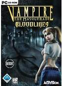 Cover zu Vampire: The Masquerade - Bloodlines
