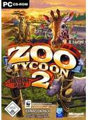 Cover zu Zoo Tycoon 2: Abenteuer Afrika