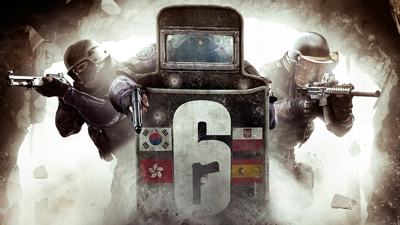 how to connect rainbow six siege to steam