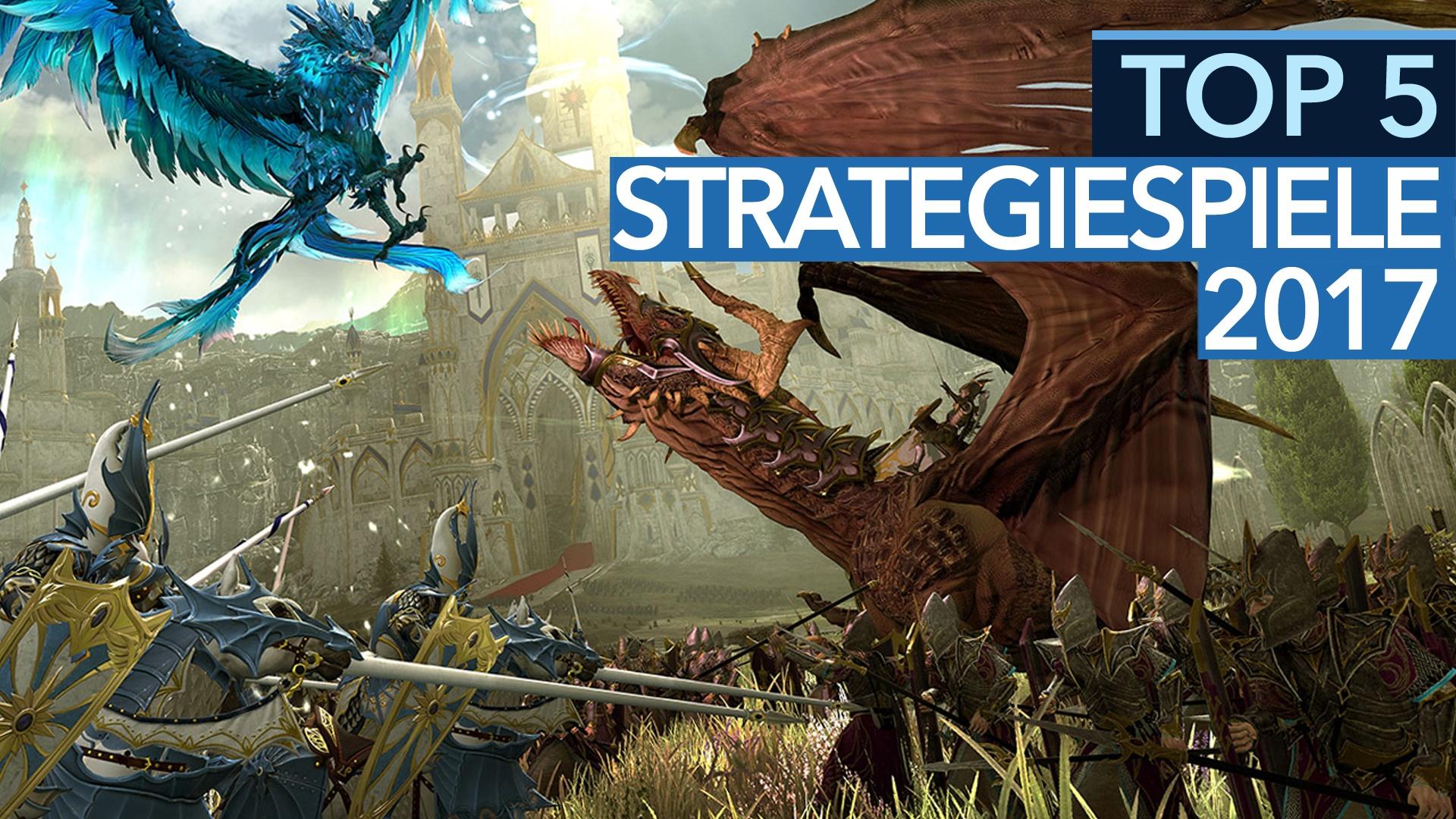 Neue Strategiespiele