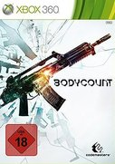 Cover zu Bodycount - Xbox 360