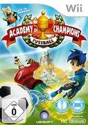 Cover zu Academy of Champions - Wii