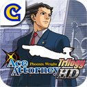 Cover zu Ace Attorney: Phoenix Wright Trilogy HD - Apple iOS