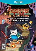 Cover zu Adventure Time: Explore the Dungeon Because I DON'T KNOW! - Wii U