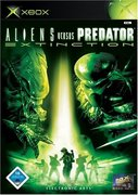 Cover zu Aliens vs. Predator Extinction - Xbox