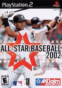 Cover zu All-Star Baseball 2002 - PlayStation 2