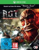 Cover zu A.O.T.: Wings of Freedom - Xbox One
