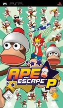 Cover zu Ape Escape P - PSP
