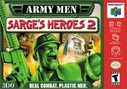 Cover zu Army Men: Sarge's Heroes 2 - Nintendo 64