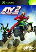 Cover zu ATV: Quad Power Racing 2 - Xbox