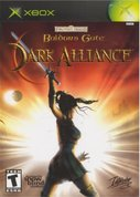 Cover zu Baldur's Gate: Dark Alliance - Xbox