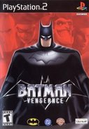 Cover zu Batman: Vengeance - PlayStation 2