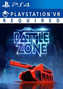 Cover zu Battlezone VR - PlayStation 4