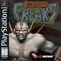 Cover zu Bio FREAKS - PlayStation