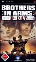 Cover zu Brothers in Arms: D-Day - PSP