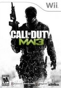 Cover zu Call of Duty: Modern Warfare 3 - Wii
