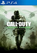 Cover zu Call of Duty: Modern Warfare Remastered - PlayStation 4
