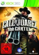 Cover zu Call of Juarez: The Cartel - Xbox 360