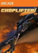 Cover zu Choplifter HD - Xbox Live Arcade