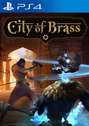 Cover zu City of Brass - PlayStation 4