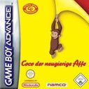 Cover zu Coco der neugierige Affe - Game Boy Advance