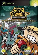 Cover zu Codename: Kids next Door - Xbox