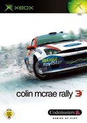 Cover zu Colin McRae Rally 3 - Xbox