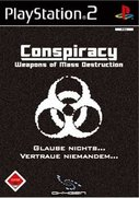 Cover zu Conspiracy: Weapons of Mass Destruction - PlayStation 2