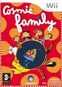 Cover zu Cosmic Family - Wii