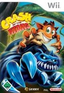 Cover zu Crash of the Titans - Wii
