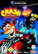 Cover zu Crash Tag Team Racing - GameCube