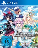 Cover zu Cyberdimension Neptunia: 4 Goddesses Online - PlayStation 4