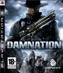 Cover zu Damnation - PlayStation 3