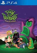 Cover zu Day of the Tentacle Remastered - PlayStation 4