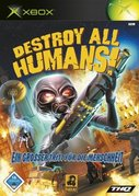 Cover zu Destroy all Humans! - Xbox