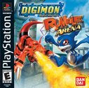 Cover zu Digimon Rumble Arena - PlayStation