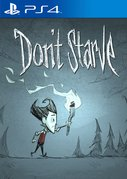 Cover zu Don't Starve - PlayStation 4