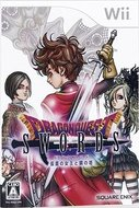 Cover zu Dragon Quest Swords - Wii