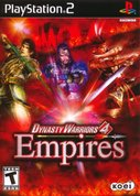 Cover zu Dynasty Warriors 4: Empires - PlayStation 2