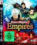 Cover zu Dynasty Warriors 6: Empires - PlayStation 3
