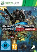 Cover zu Earth Defense Force 2025 - Xbox 360