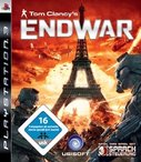Cover zu Tom Clancy's EndWar - PlayStation 3