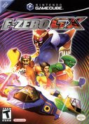 Cover zu F-Zero GX - GameCube