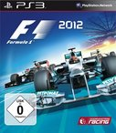 Cover zu F1 2012 - PlayStation 3