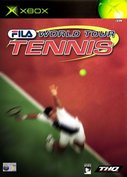 Cover zu Fila World Tour Tennis - Xbox